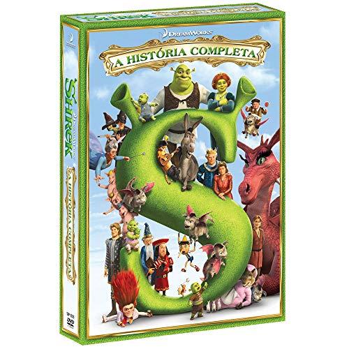 Quadrilogia Shrek