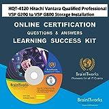 HQT-4120 Hitachi Vantara Qualified Professional VSP G200 to VSP G800 Storage Installation Online Certification Video Learning Made Easy
