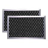 Optional Microwave Recirculating Charcoal Filter JX81J WB02X11124 Microwave Charcoal Filter Kit for GE JX81J...