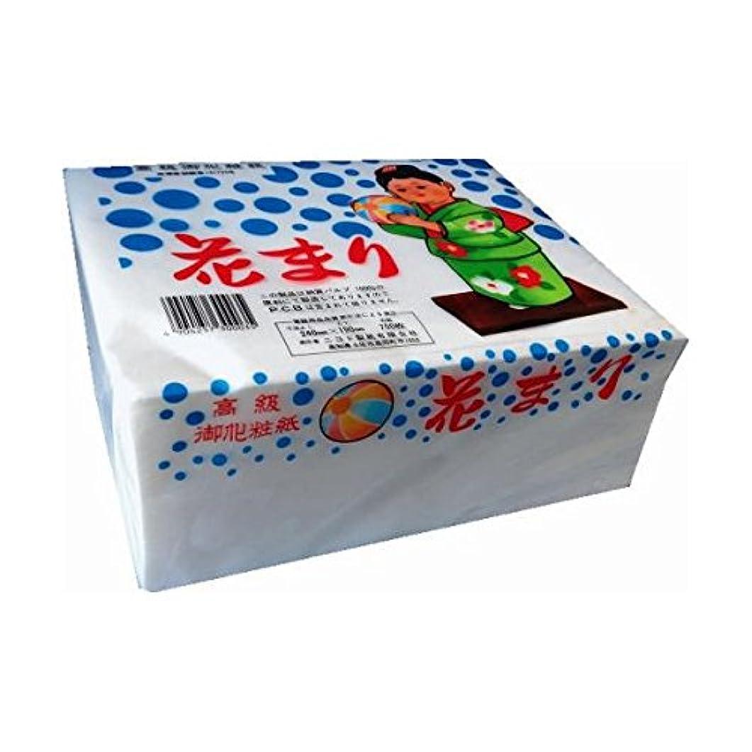 あたり語押し下げるニヨド製紙:高級御化粧紙 花まり 700枚 5個 4904257300035b
