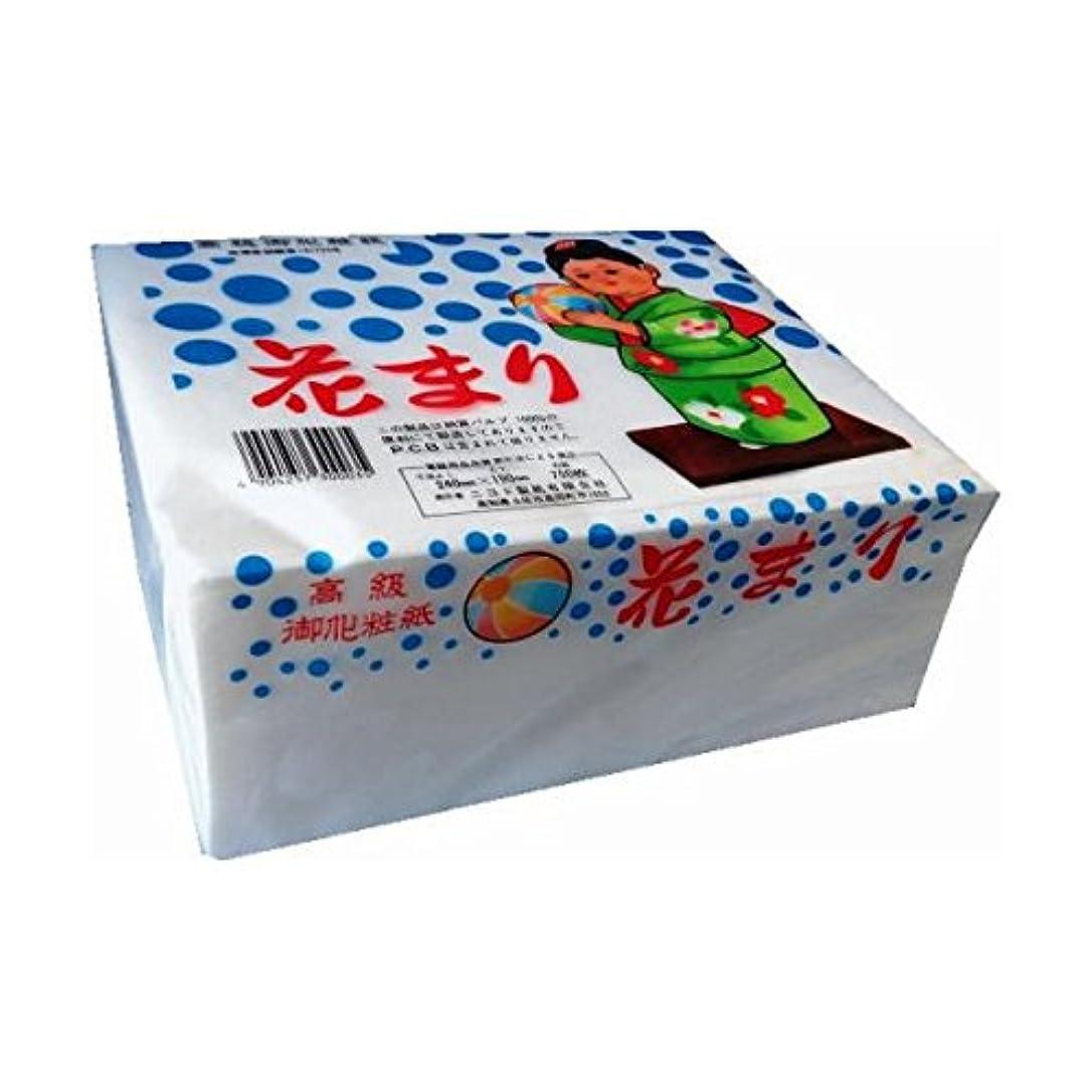 神学校希少性到着するニヨド製紙:高級御化粧紙 花まり 700枚 5個 4904257300035b