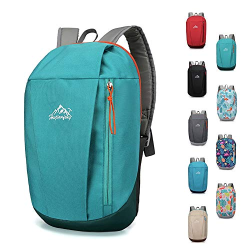 SKYSPER Rucksack 10L Wanderrucksack Wasserdicht Manner Frauen Kinder Outdoorrucksack für Klettern Camping Reiten Reisen Freizeit