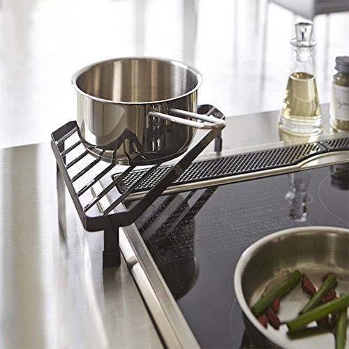 Leoie Tafelblad Statief Opslagrek voor Keuken Kruidenpot Organiseren