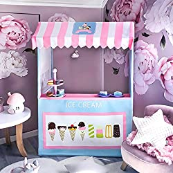 Pretend Ice Cream Parlor For Hours of Fun Play Time