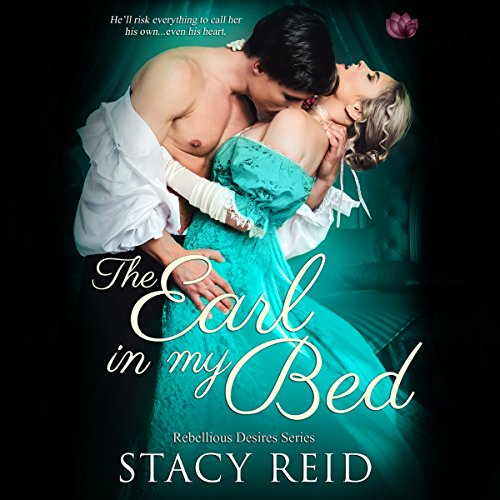 The Earl in My Bed audiobook cover art