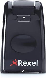 Rexel Rullo Retraibile ad Inchiostro per Protezione Dati, Include Inchiostro, Nero, 2111007