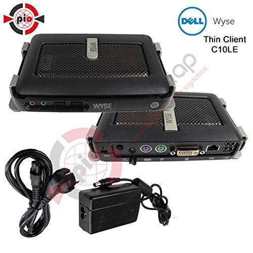 Wyse Thin Client C10LE WTOS 1G 128F/512R DVI 1GHz CPU 128MB Flash 512MB RAM