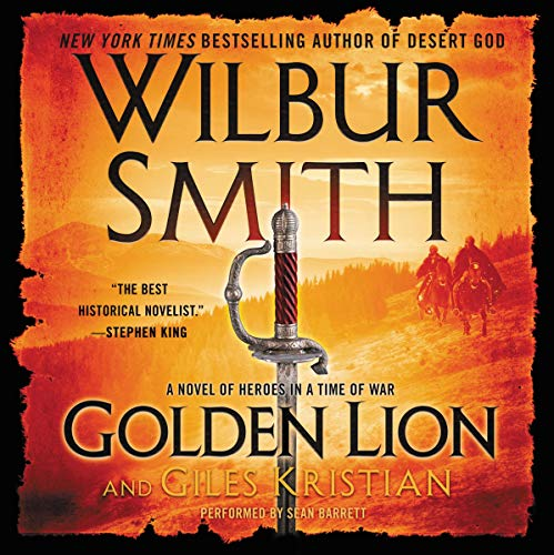 Golden Lion  By  cover art