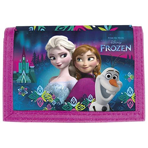 Kinder Geldbörse Geldbeutel Portemonnaie (Die Eiskönigin)