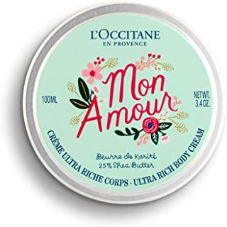 L'Occitane Moisturizing 25% Shea Butter Ultra-Rich Body Cream