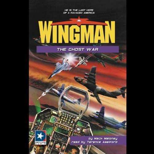Wingman #11 audiobook cover art