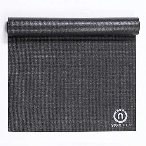Lifeline Natural FitnessEcoSmart Yoga Mat3mm  Black Multiple Colors Available