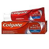 Colgate Max White Optic, Pasta de Dientes - 75 ml