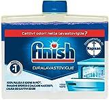 Finish Cura Lavastoviglie Additivo, 250ml...
