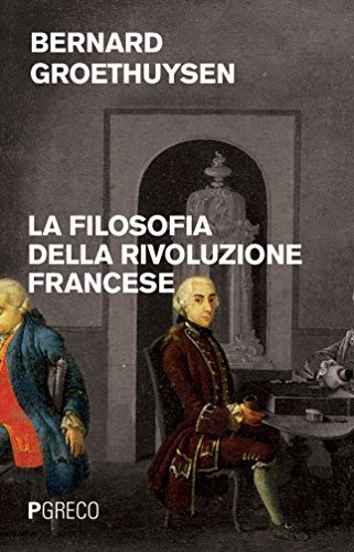La filosofia della Rivoluzione francese