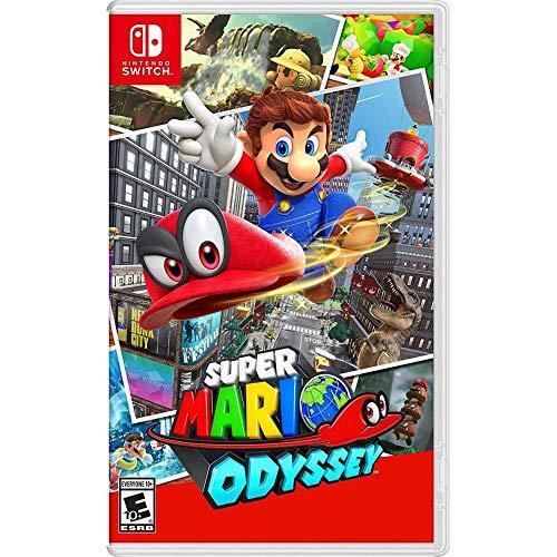 Nintendo Super Mario Odyssey - Nintendo Switch