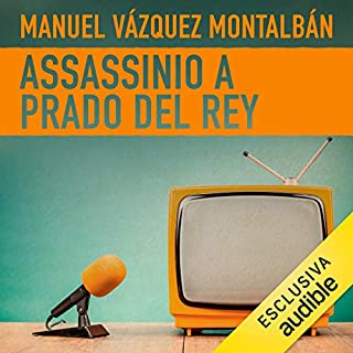 Assassinio a Prado del Rey copertina