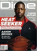 Dime January 2010 Dwayne Wade/Miami Heat on Cover, Aaron Brooks/Houston Rockets, Caron Butler/Washington Wizards, Tyrus Thomas/Chicago Bulls