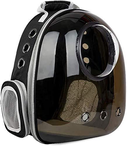 Transparent Spielraum-Haustier-Tragetasche bewegliche Haustier-Fördermaschine Raumkapsel Rucksack, Multiple Air Vents Breathable Haustier-Spielraum-Rucksack, in allen Jahreszeit verwendet wird Jialele