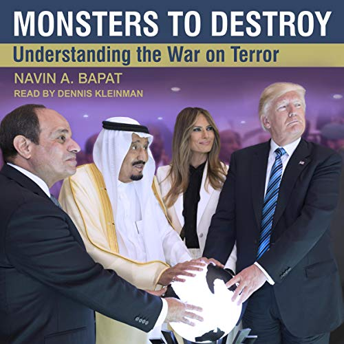 Monsters to Destroy cover art