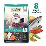 CANIDAE PURE Real Salmon, Limited Ingredient, Grain Free Premium Dry...
