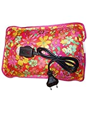 ELECTRIC HEATING PAD HOT WATER GEL PILLOW FOR NECK MASSAGE MUSCLE ACHE PAIN