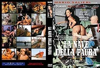 La Nave Della Paura (The ship of fear - Mario Salieri - EUR 48) [dvd]