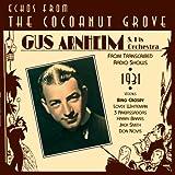 album cover: Gus Arnheim, Echos from the Cocoanut Grove