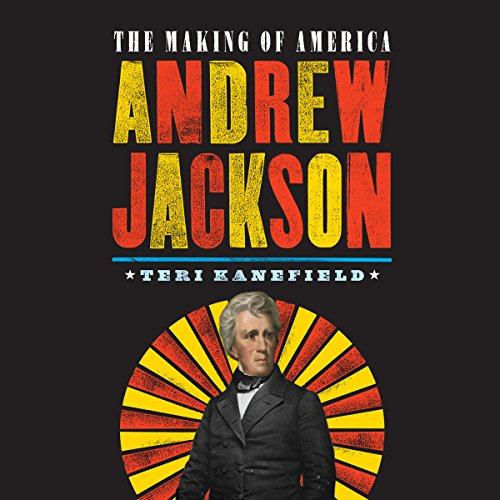 Andrew Jackson copertina