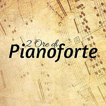 2 Ore di Pianoforte - Musica Rilassante per Studiare, Leggere, Concentrarsi, Lavorare