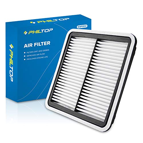 PHILTOP Engine Air Filter, Replacement for CA9997 GP997 MT-997 Impreza, Legacy, Forester, Outback, WRX, WRX STI, Tribeca, Crosstrek, XV Crosstrek, B9 Tribeca, Pack of 1