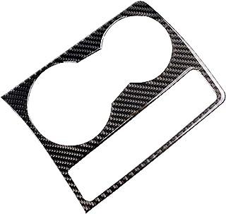 CFHMLK pour Audi A4 B8 A5 2009-2011 2012 2013 2014 2015 LHD Voiture Chrome int/érieur en Acier Inoxydable Porte-gobelet Cadre Panneau d/écoratif Garniture