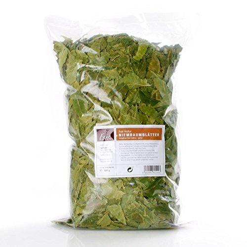 fair-natur Niembaum Blätter ganz 500 g