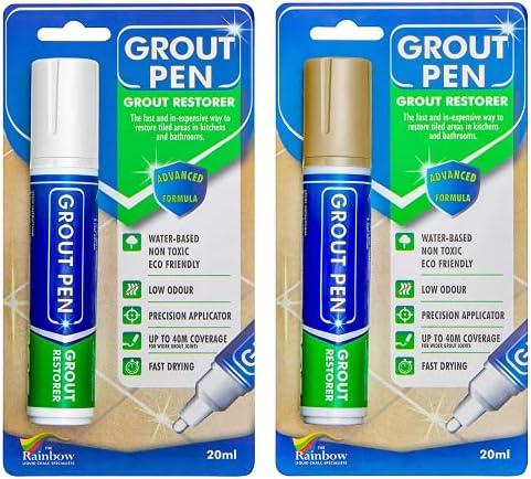 Top 10 Best grout pen black