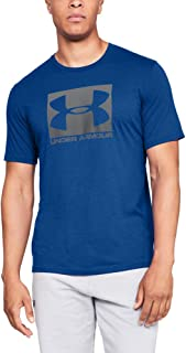 Under Armour Mens UA Boxed Sportstyle Short Sleeve Top