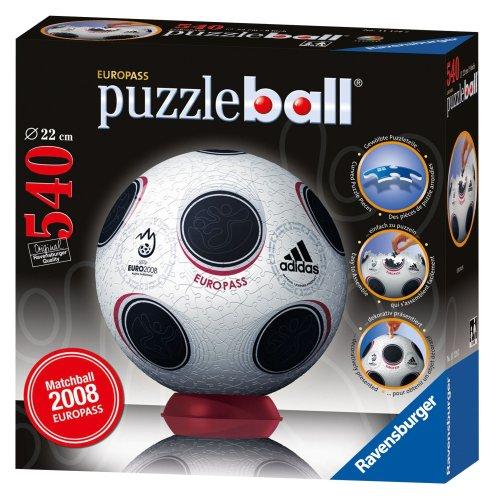 Ravensburger 11128 - Europass, 540 Teile Puzzleball