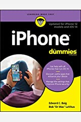 iPhone For Dummies: Updated for iPhone 12 models and iOS 14 Kindle Edition