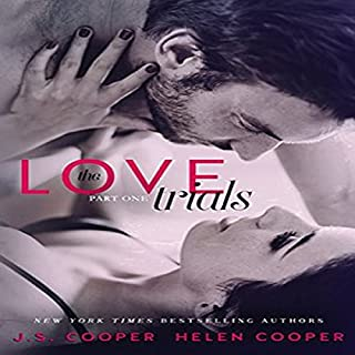 The Love Trials audiobook cover art