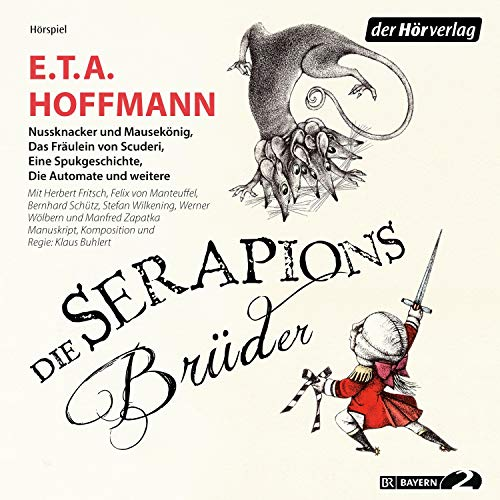 Die Serapions-Brüder                   Written by:                                                                                                                                 E. T. A. Hoffmann,                                                                                        Klaus Buhlert                               Narrated by:                                                                                                                                 Stefan Wilkening,                                                                                        Werner Wölbern,                                                                                        Manfred Zapatka,                   and others                 Length: 11 hrs and 24 mins     Not rated yet     Overall 0.0