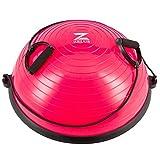 Z ZELUS Balance Ball Trainer Half Yoga Exercise...
