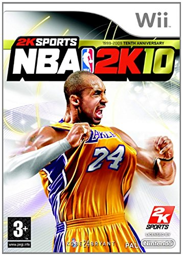 2K NBA 2K10, Wii, ITA - Juego (Wii, ITA, Wii)