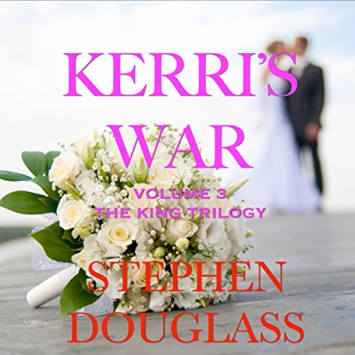 Kerri's War audiobook cover art