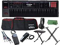 Roland ローランド シンセサイザー FA-06B エントリーパック2 限定生産 ブラック鍵盤