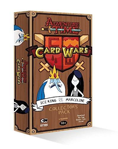 Adventure Time-Ice King Wars vs - Marceline,