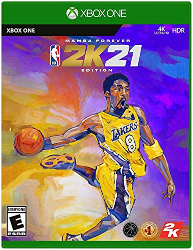 NBA 2K21 Mamba Forever Edition - Xbox One Arkansas