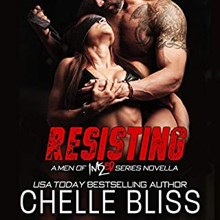 Resisting audiobook cover art