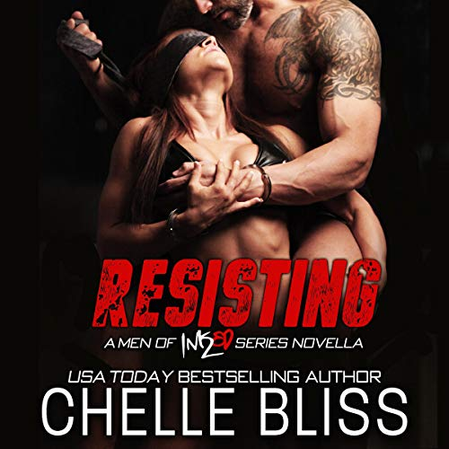 Resisting     Men of Inked              By:                                                                                                                                 Chelle Bliss                               Narrated by:                                                                                                                                 Lance Greenfield,                                                                                        Kirsten Leigh                      Length: 2 hrs and 43 mins     1 rating     Overall 5.0