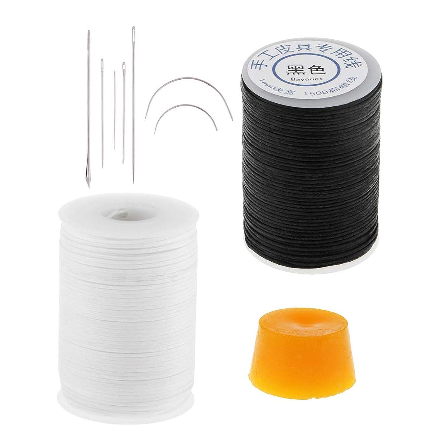 失速不良主権者D DOLITY 蝋引き糸 手縫い針 蜜蝋ブロック 革/手袋/ブーツケア DIYクラフト ステッチ 縫製ツール