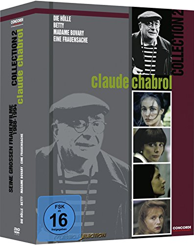 Claude Chabrol Collection 2 [4 DVDs]