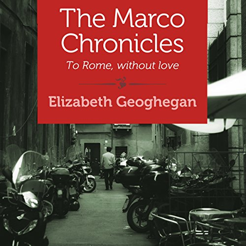 The Marco Chronicles audiobook cover art